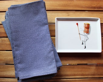 Cloth - Cotton Napkins - set of 4