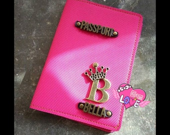 Customized passport cover design #2 ( type A )