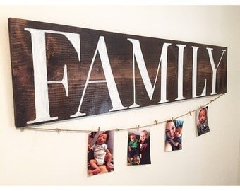 FAMILY picture display