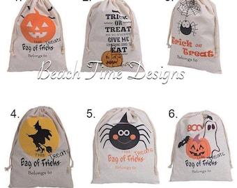 Halloween Loot Bags