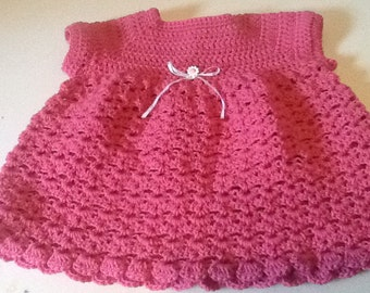 Baby dress 6/9 months