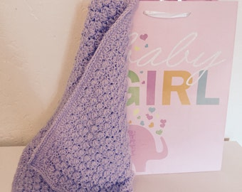 Made to Order- Crochet Baby Security Blanket