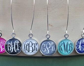 SALE SALE KC's Best Selling Monogram Earrings