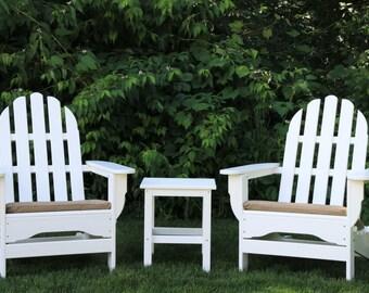 The Adirondack Deluxe Comfort Set