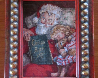 "PAINTING ""CHRISTMAS STORIES"""
