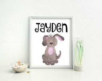 Jayden name sign, Jayden Name print, Jayden artwork, Jayden Name art, Jayden monogram, Jayden print room, Jayden print nursery, Jayden water