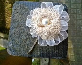 bobbin lace flower girls