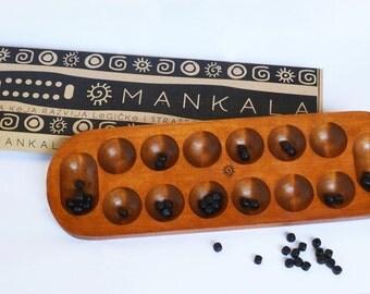 Mankala board game