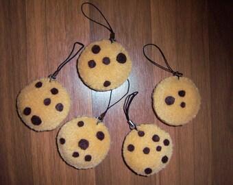 Cookie Keychain Dark Chocolate