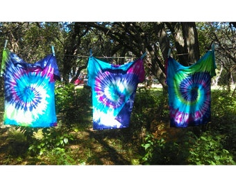 Custom Tie Dye T-shirt