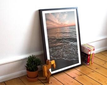Shoreline Sunset  - Glenn, MI USA