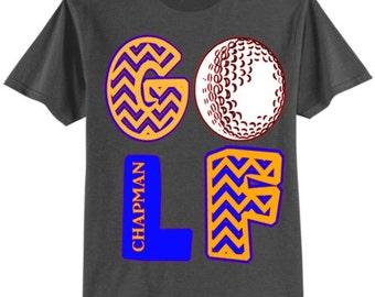 CHS Golf Shirt