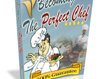 Becoming The Perfect Chef E-book in PDF