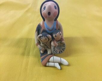 Athentic Jemez Pueblo Story Teller