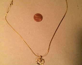 14k Gold Necklace_Italy