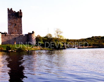 Ireland Photography - Ross Castle Print