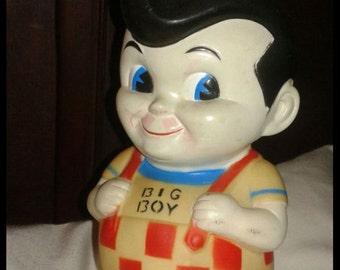 Vintage Shoney's 1970s Bob's Big Boy Bank