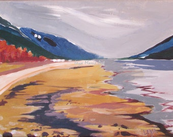 North Shore Original Painting