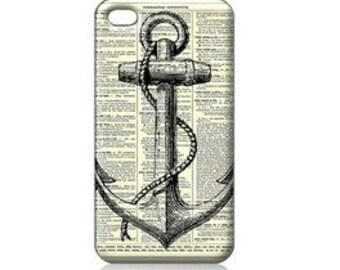 Hull anchor iPhone 4S 5 5 c SE 6 S 6 PLUS & Samsung Galaxy S3 S4 S5 S6 S7 EDGE