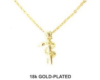 Odontology Symbol Necklace