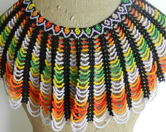 Colombian Beaded Necklace