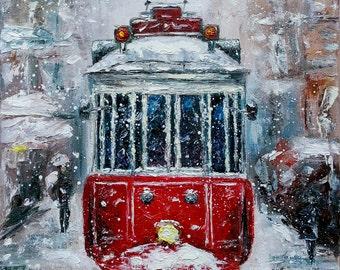 Istanbul tram * Стамбульский трамвай