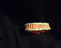 loom bracelet, rainbow loom bracelet