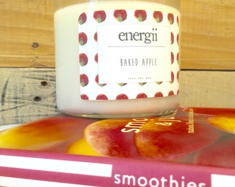 Baked Apple Soy Wax Candle