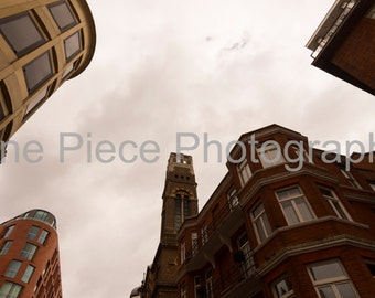City Life (Photograph - London, England)