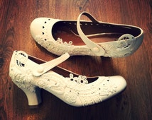 A vintage Affair Lacey Mary Janes