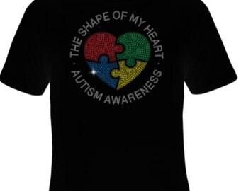Autism Awareness T Shirt