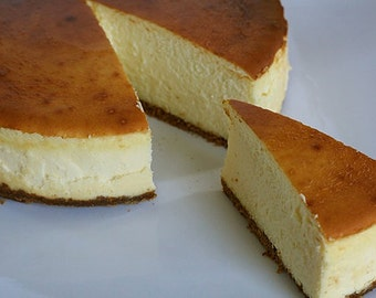 Award Winning New York Cheesecake