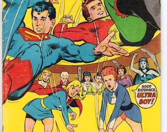 Adventures Comics #368 (1968) FN 6.0  Superboy