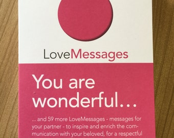 Love Messages - You are wonderful