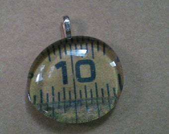 Glass Marble Pendant