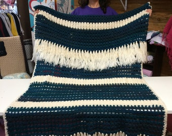 SOLD Blue Lagoon Quilt