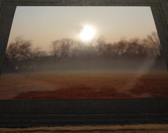 Photo: Misty Morning, 4x6