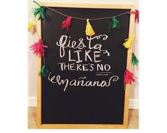 Party Chalkboards