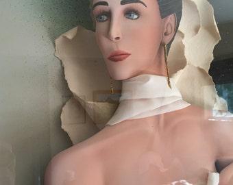 Original sculpture from Greg Hassel