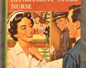 Cherry Ames Department Store Nurse by Helen Wells
