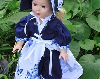 Holland Femka doll fashion