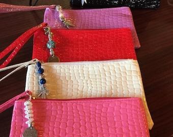 Custom made stash bags