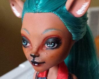 Isi Dawndancer Monster High OOAK Doll