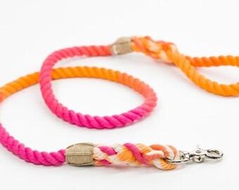 Tutti Frutti Tie Dye 4ft leash