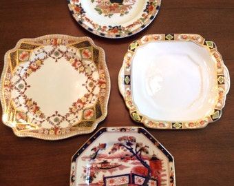 Lovely grouping of decorative plates