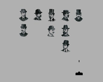 Hat invaders