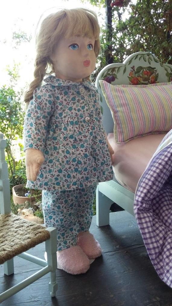 """18"""" doll's pajamas"""
