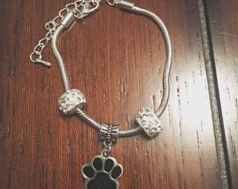 Black Paw Bracelet