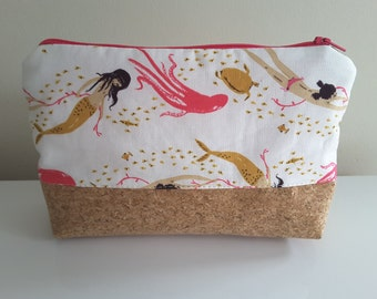 "Pencil case ""Mermaid"""