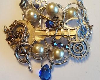 Steampunk Pin